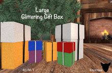 Kitty's Claws: Large Glittering Giftboxes - FATPACK