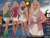 Sweet Temptations :: Prime Outfit (Classic + Maitreya, Venus, Physique, Hourglass,TMP & eBody) + Boots