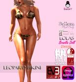 BABEY | LEOPARD BIKINI [UPDATED]-OMEGA-LOLAS-MAITREYA-SLINK-BELLEZA-WOWMEH-EVE-BRAZILIA