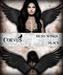 Mesh wings black