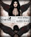 Corvus : Mesh Wings Bloody Black
