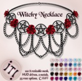 !IT! - Witchy Necklace