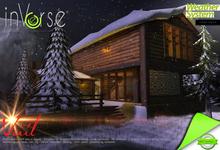 inVerse® Mesh - Vail Multiseason - full furnished  cottage  500+ anims