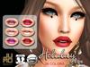 .:JUMO:. Holliday Lips - Catwa Mesh Heads