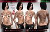 [Hud ]Tattoo Applier Maitreya / Slink / Belleza Gangster Flash