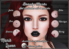 MANIK QUEEN - Beauty Marks CATWA ONLY