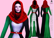 {B}SAVE GAZA DRESS [BOXED]