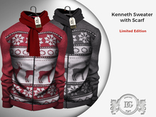 Daniel Grant - X-Mas Edition Kenneth Sweater (Double Pack)