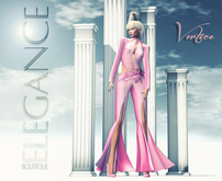 "Elegance Boutique - Outfit  ""Vertice"" -FATPACK"