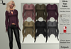 DE Designs - Olivia Top - Fabrics Fatpack