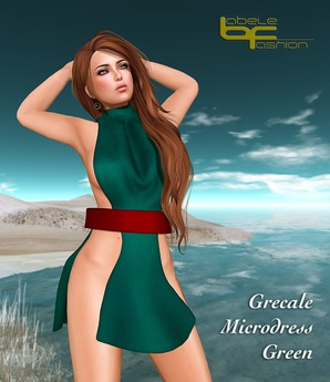 Babele Fashion :: Grecale Green