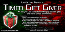Timed Gift Giver Script