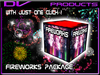 Fireworks package