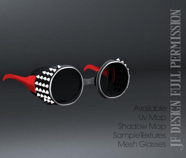 &&GIFT&& -JF- Design - Glasses - Full Permission