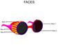 1 glasses faces