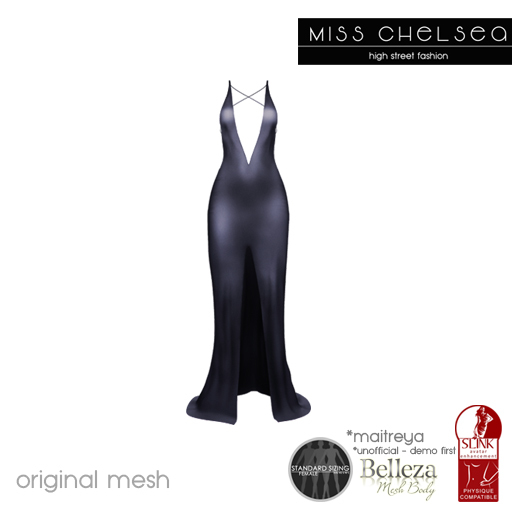 .miss chelsea. DEMO Cara Gown CLEARANCE