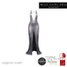 .miss chelsea. Cara Gown Silver CLEARANCE