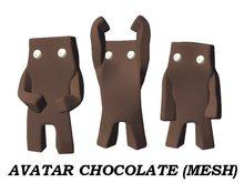 AL39 - Avatar Chocolate (mesh) v2