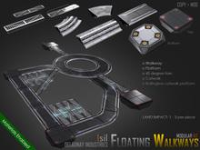 ~Isil~ Floating Walkway Kit