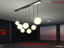 Anna Erotica - Chandelier (box) - Auto On/Off - 1 Prim!