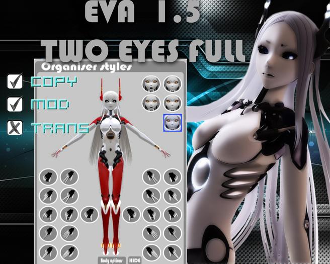 EVA 1.5 Two eyes full update