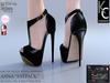 .:KC:. ANNA Heels for Slink High, Maitreya, Belleza, Meshproject