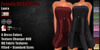 GAS [Female MESH Dress Laura - 8 Colors with HUD]