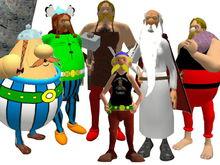 AL39 - 6 Gallic avatars