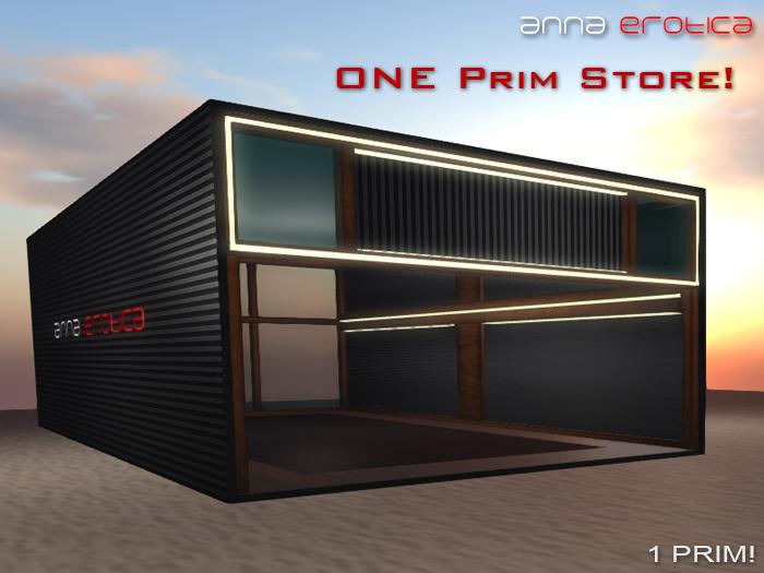 Anna Erotica - ONE Prim Store!