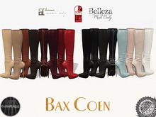 BAX Prestige 2 Boots Leather Fat Pack