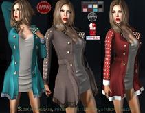 M&M-WOKEUP DRESS