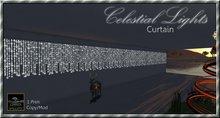 Zinner Gallery - Celestial Lights Curtain