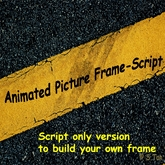 Animated Picture Frame - Script