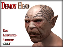 Head of the demon [ATOMIC]