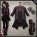 DN Mesh (WTSL 2015) Outfit - Berry