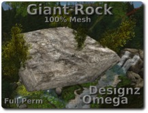 Mesh Flat Rock  Full Perm