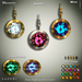 Lazuri renata earrings