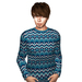 Gladly Creations :: Winter Sweater for Men - 100% Mesh All Sizes