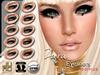 .:JUMO:. Zara Eyeliners* - Catwa Mesh Heads