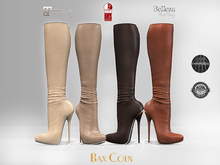 BAX Prestige 2 Boots Brown Leather