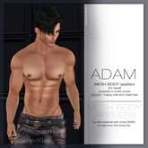 7 Deadly s{K}ins - ADAM body skin applier DEMO caramel