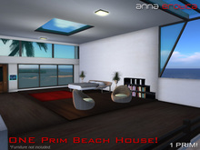 Anna Erotica - ONE Prim Beach House!