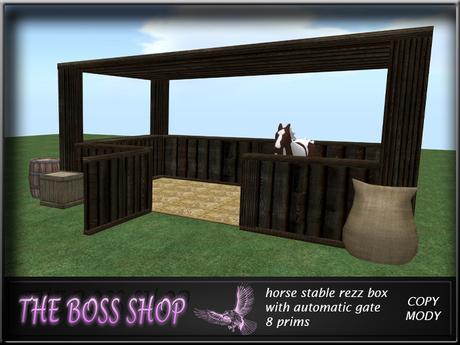 TSB ::: Stable Rezz Box