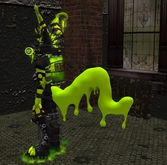Slime Tail (Shadow Map Included)
