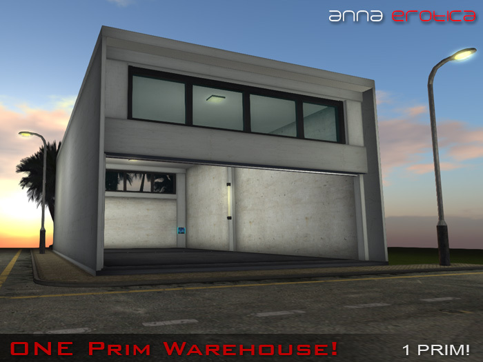 Anna Erotica - ONE Prim Warehouse!