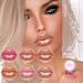 Oceane - Pretty Lipsticks 6-pack 1 TMP TheMeshProject