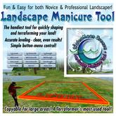 WaterMoon Breeze Land Manicure Tool