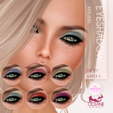 Oceane - Pretty Eyeshadows 6-pack 2 TMP TheMeshProject