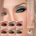 Oceane - Pretty Eyeshadows 6-Pack 2 [classic]