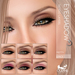 Oceane   pretty eyeshadows 6 pack 1